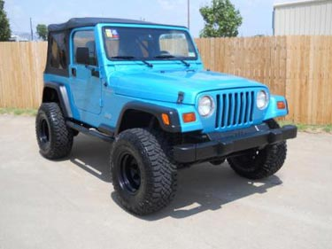 Used Jeep Wrangler for sale Rio Grande Valley