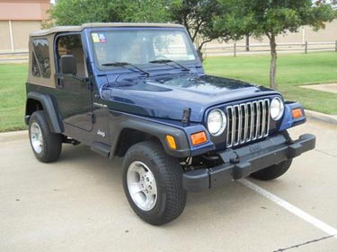 Used Jeep Wrangler for sale Oklahoma City