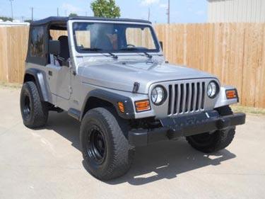 2002 Jeep Wrangler 4x4 Sport · Used Jeep Wrangler For Sale Austin