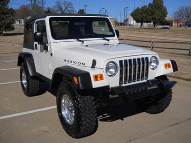 used jeep Wrangler San Antonio