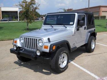 2004 jeep wrangler sport 4x4 for sale. Black Bedroom Furniture Sets. Home Design Ideas